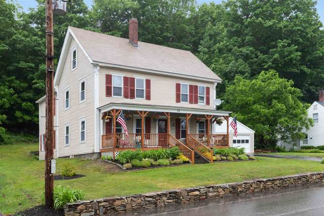 33 Union Street, Peterborough, NH 03458 (MLS #4811184) :: Hergenrother Realty Group Vermont