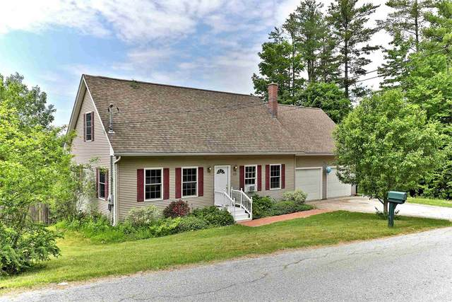 335 West Ridge Terrace, Rutland Town, VT 05701 (MLS #4811250) :: Keller Williams Coastal Realty