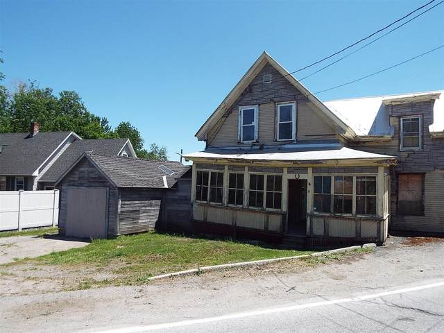 33 Washington Road, Barre Town, VT 05649 (MLS #4811420) :: The Gardner Group