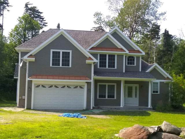 64 Russell Hill Drive, Jay, VT 05859 (MLS #4811434) :: Hergenrother Realty Group Vermont