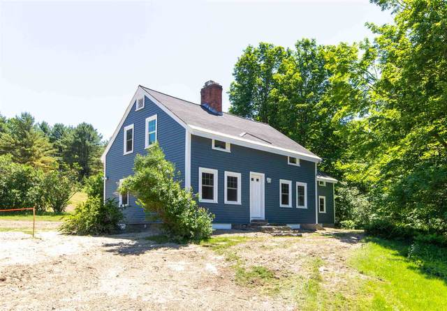 69 Packard Road, Jericho, VT 05465 (MLS #4811443) :: The Gardner Group