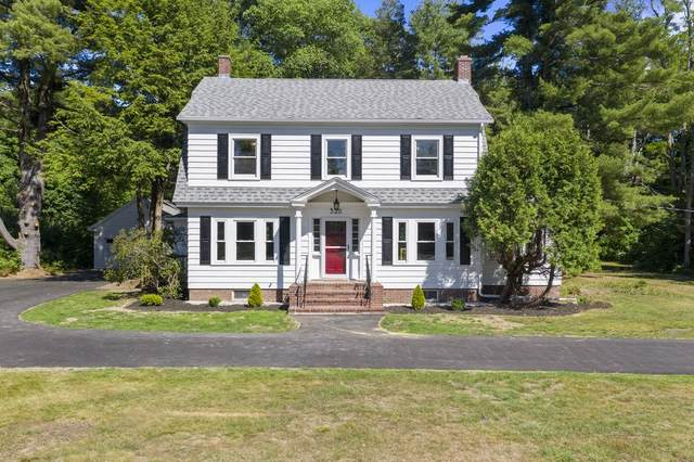320 Route 108, Madbury, NH 03823 (MLS #4811599) :: Jim Knowlton Home Team
