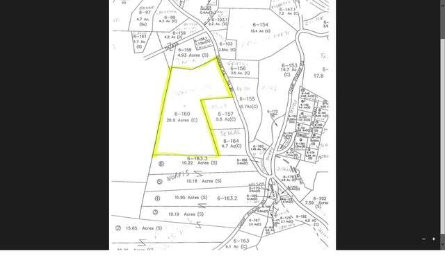 00 Smead Road, Wardsboro, VT 05355 (MLS #4811838) :: The Gardner Group
