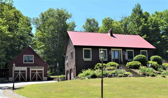 1418 Boardman Hill Road, West Rutland, VT 05777 (MLS #4811894) :: The Gardner Group