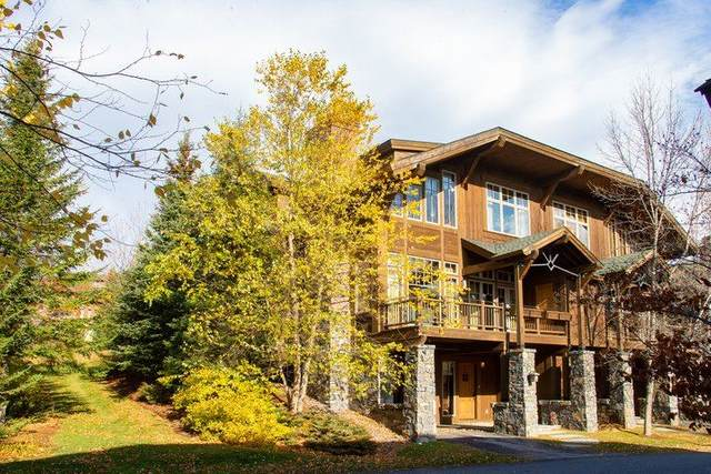 38 Inspiration Lane #22, Stowe, VT 05672 (MLS #4811897) :: Lajoie Home Team at Keller Williams Gateway Realty