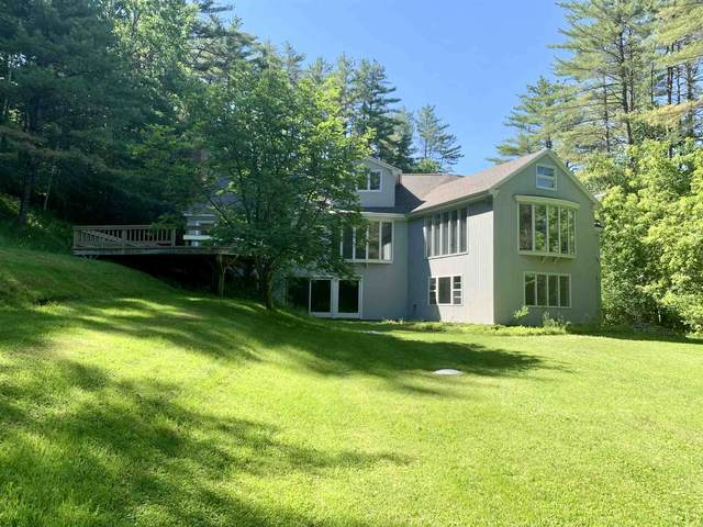 35 Glen Ridge Road, Norwich, VT 05055 (MLS #4811968) :: Hergenrother Realty Group Vermont