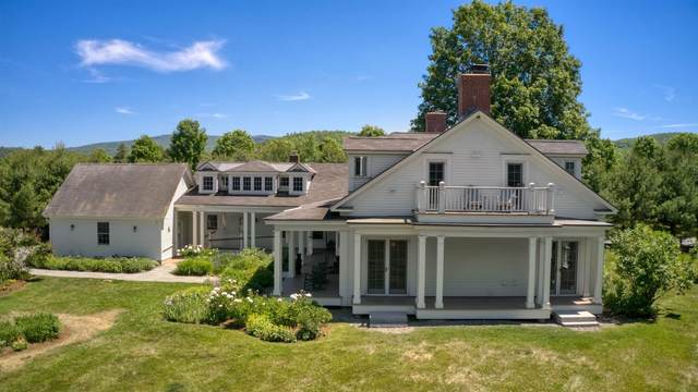 198 Lyme Road, Hanover, NH 03755 (MLS #4812405) :: Hergenrother Realty Group Vermont