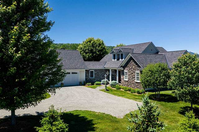 19 Smith Falls Lane, Stowe, VT 05672 (MLS #4812475) :: The Gardner Group