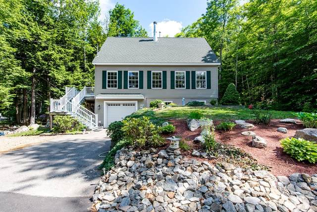 186 Sunset Shore Drive, Alton, NH 03810 (MLS #4813386) :: Hergenrother Realty Group Vermont