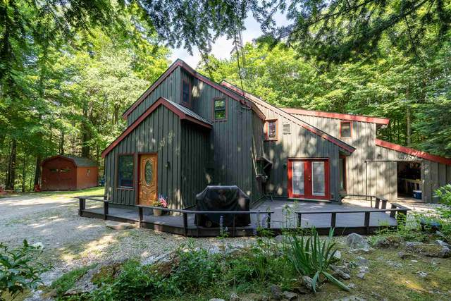 44 Rocky Ridge Road, Killington, VT 05751 (MLS #4813493) :: The Gardner Group