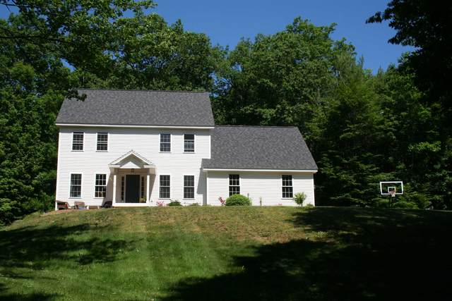 263 Advent Hill Road, Hartland, VT 05048 (MLS #4813754) :: The Gardner Group