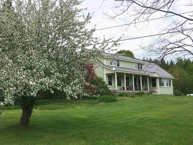456 Rivers Farm Road, Newark, VT 05871 (MLS #4814162) :: The Gardner Group