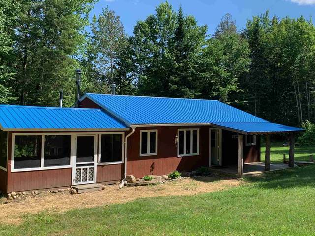 98 Creek Crossing Road, Newark, VT 05871 (MLS #4814247) :: The Gardner Group