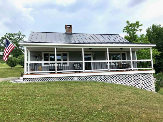 119 Bills Road, Wardsboro, VT 05355 (MLS #4814447) :: The Gardner Group