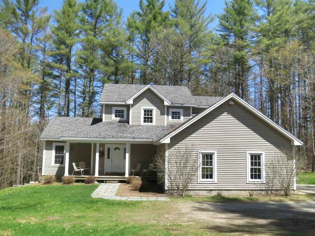 119 Adams Drive, Londonderry, VT 05148 (MLS #4814490) :: The Gardner Group