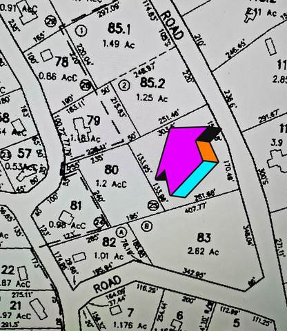 Lot 82.5 West Side Road, Conway, NH 03860 (MLS #4814538) :: Hergenrother Realty Group Vermont