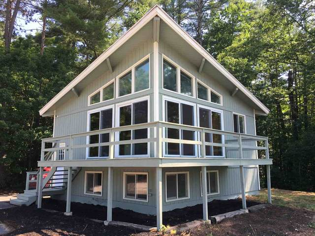 920 Route 16 Highway, Ossipee, NH 03864 (MLS #4814541) :: The Hammond Team