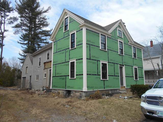 20 Cass Street, Exeter, NH 03833 (MLS #4814558) :: Keller Williams Coastal Realty