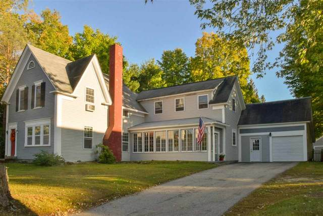 69 E Main Street, Conway, NH 03818 (MLS #4814582) :: Hergenrother Realty Group Vermont