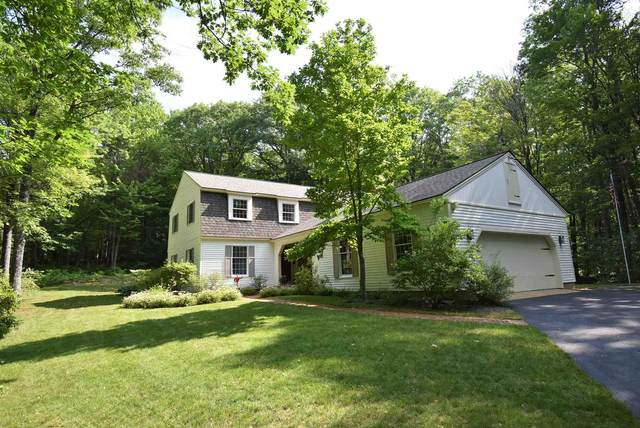 25 Wyman Avenue #110, Conway, NH 03847 (MLS #4814605) :: Hergenrother Realty Group Vermont