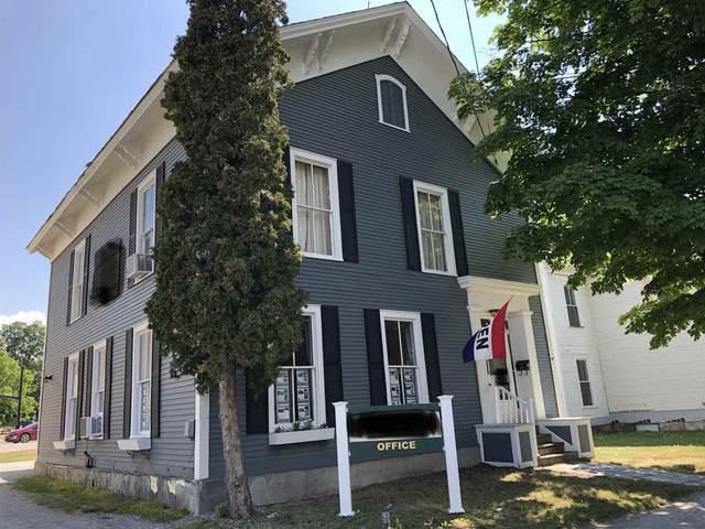 4 Carver Street, Brandon, VT 05733 (MLS #4814659) :: The Gardner Group