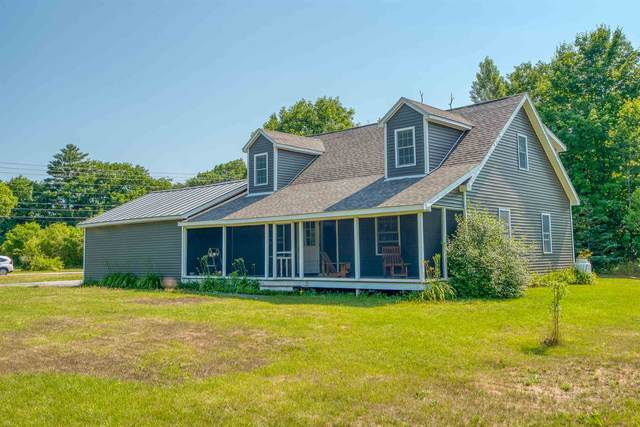 309 Depot Street, Rumney, NH 03266 (MLS #4814680) :: Hergenrother Realty Group Vermont