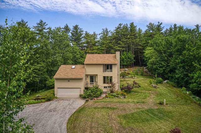 68 Stagecoach Road, Sunapee, NH 03782 (MLS #4814689) :: Hergenrother Realty Group Vermont