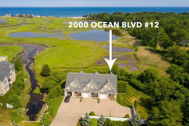2000 Ocean Boulevard #12, Rye, NH 03870 (MLS #4814732) :: Keller Williams Coastal Realty