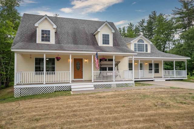 32 Colton Ridge Road, Tamworth, NH 03886 (MLS #4814734) :: Hergenrother Realty Group Vermont
