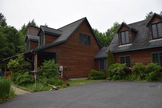 540 Stratton Arlington Road, Stratton, VT 05155 (MLS #4814752) :: The Gardner Group