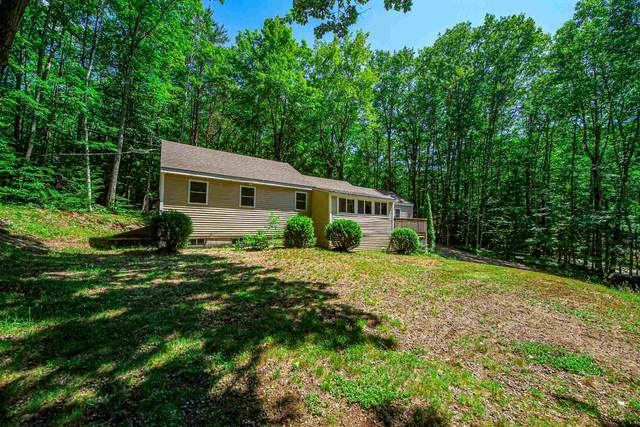 17 Ledge Hill Road, Tuftonboro, NH 03816 (MLS #4814754) :: Keller Williams Coastal Realty