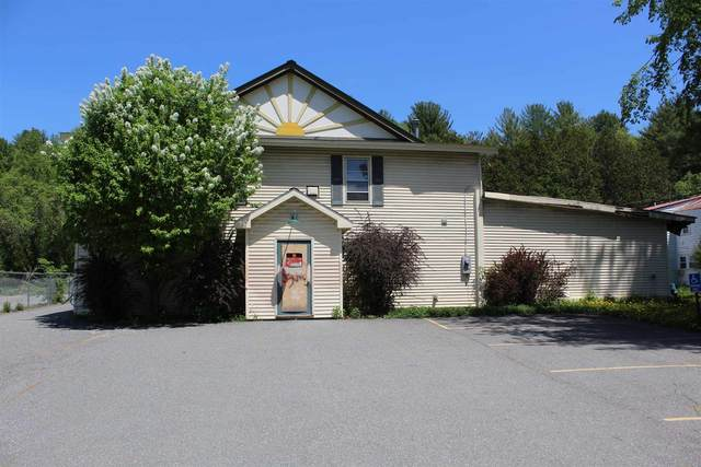 672 Us Rt 302, Berlin, VT 05602 (MLS #4814819) :: Parrott Realty Group
