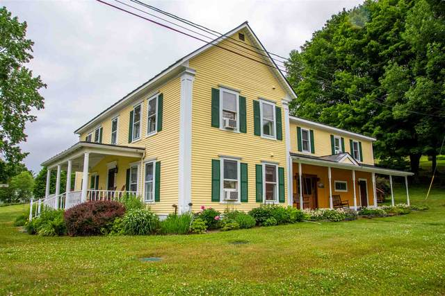 550 Old County Road, Waitsfield, VT 05673 (MLS #4814894) :: Team Tringali