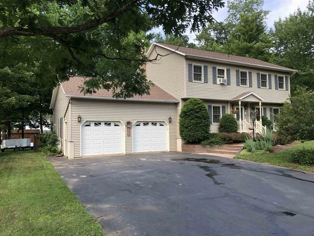 165 Leclair Drive, Colchester, VT 05446 (MLS #4814895) :: Hergenrother Realty Group Vermont