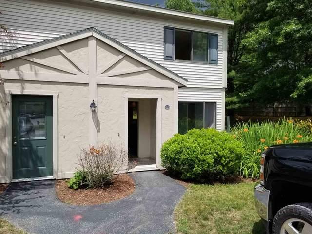 133 Colonial Drive #508, Hartford, VT 05001 (MLS #4814904) :: The Gardner Group