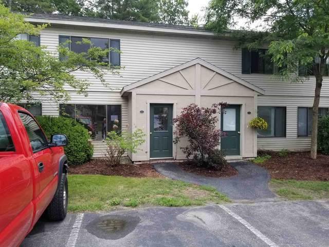 133 Colonial Drive #105, Hartford, VT 05001 (MLS #4814922) :: The Gardner Group