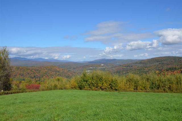 100 Walker Road #0, Berlin, VT 05602 (MLS #4814928) :: Hergenrother Realty Group Vermont