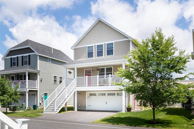 6 Charron Circle, Exeter, NH 03833 (MLS #4815091) :: Keller Williams Coastal Realty