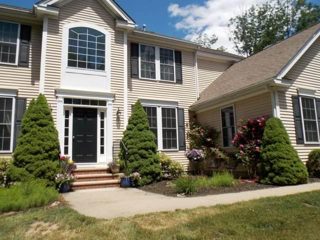 195 New Boston Road, Bedford, NH 03110 (MLS #4815316) :: Lajoie Home Team at Keller Williams Gateway Realty