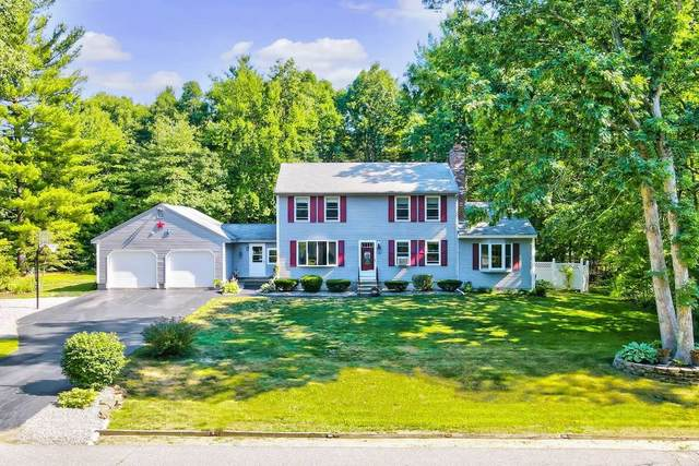 29 Century Lane, Litchfield, NH 03052 (MLS #4815317) :: Lajoie Home Team at Keller Williams Gateway Realty