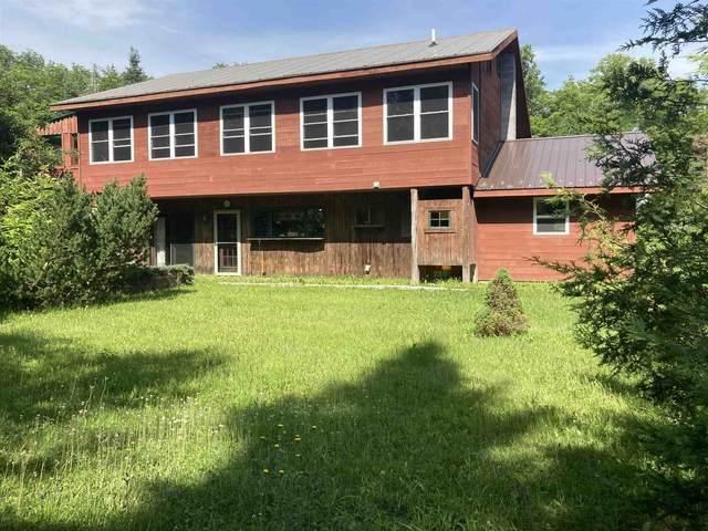 221 Blakely Road, Wheelock, VT 05851 (MLS #4815318) :: The Gardner Group