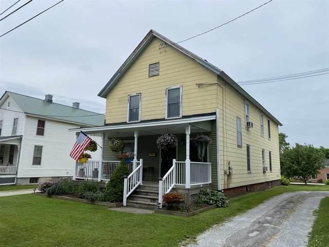 9 Deer Street, Rutland City, VT 05701 (MLS #4815332) :: The Gardner Group