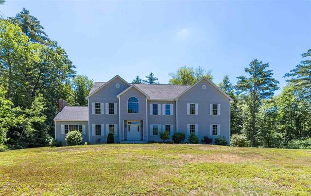 73 Old Town Farm Road, Exeter, NH 03833 (MLS #4815350) :: Keller Williams Coastal Realty