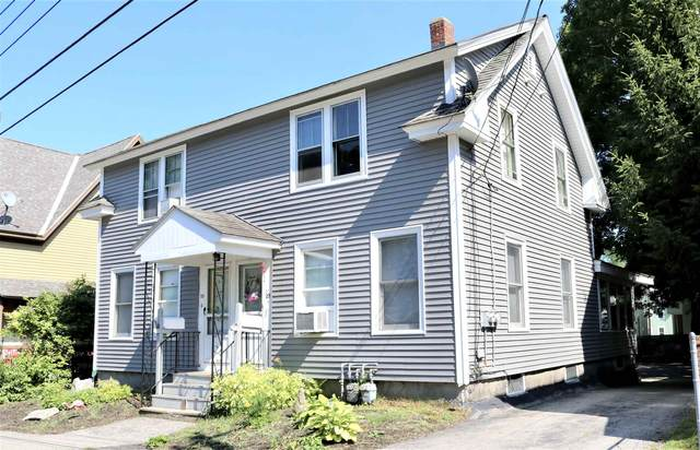 25-27 Perley Street, Concord, NH 03301 (MLS #4815366) :: Team Tringali
