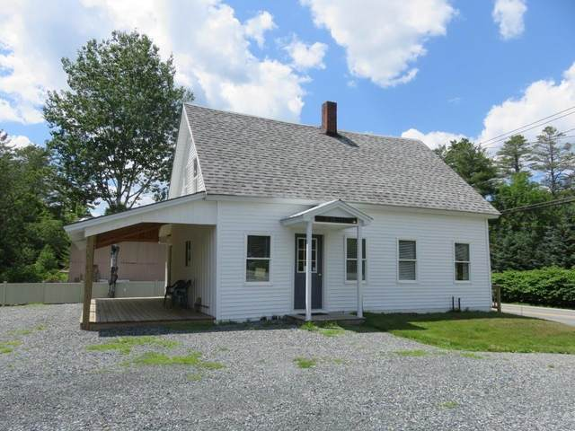 1012 Us Route 4, Canaan, NH 03741 (MLS #4815392) :: The Hammond Team