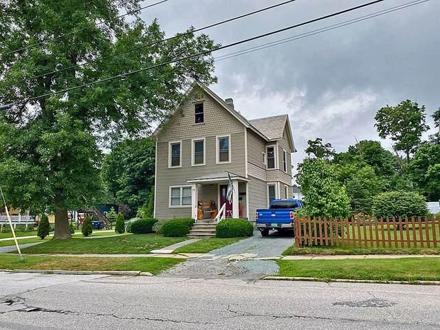25 East Washington Street, Rutland City, VT 05701 (MLS #4815426) :: The Gardner Group
