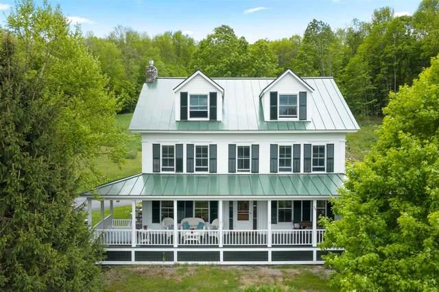 34 Watkins Way, Woodstock, VT 05091 (MLS #4815429) :: Lajoie Home Team at Keller Williams Gateway Realty