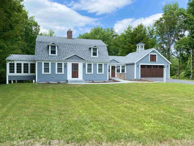 17 Parker Street, Plymouth, NH 03264 (MLS #4815519) :: Lajoie Home Team at Keller Williams Gateway Realty