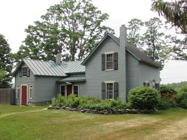 8 Huff Pond Road, Sudbury, VT 05733 (MLS #4815567) :: Keller Williams Coastal Realty