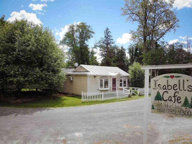 3052 Us Rt.5 Route, Thetford, VT 05054 (MLS #4815595) :: Keller Williams Coastal Realty
